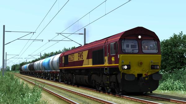 скриншот Train Simulator: East Coast Main Line Modern: York - Peterborough Route Add-On 2