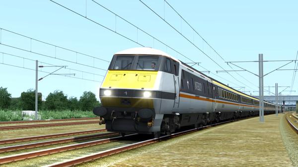 скриншот Train Simulator: East Coast Main Line Modern: York - Peterborough Route Add-On 5