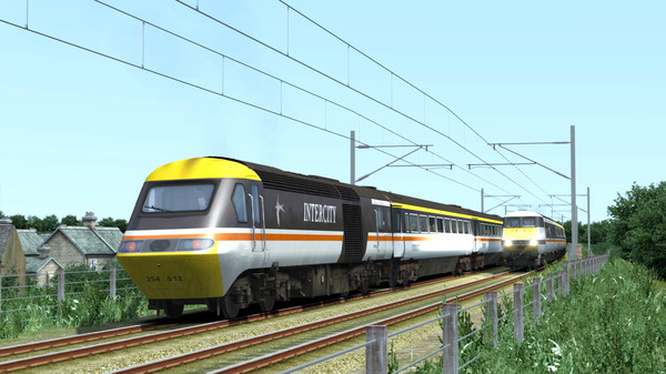 скриншот Train Simulator: East Coast Main Line Modern: York - Peterborough Route Add-On 1