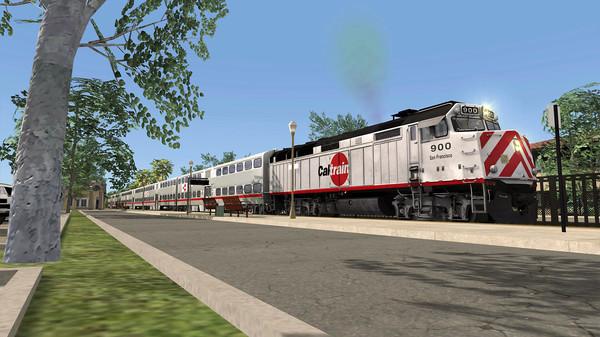 скриншот TS Marketplace: Peninsula Corridor: San Francisco - Gilroy Scenario Mini-Pack 01 Add-On 4