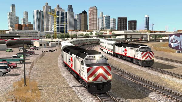 скриншот TS Marketplace: Peninsula Corridor: San Francisco - Gilroy Scenario Mini-Pack 01 Add-On 0