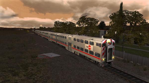 скриншот TS Marketplace: Peninsula Corridor: San Francisco - Gilroy Scenario Mini-Pack 01 Add-On 5