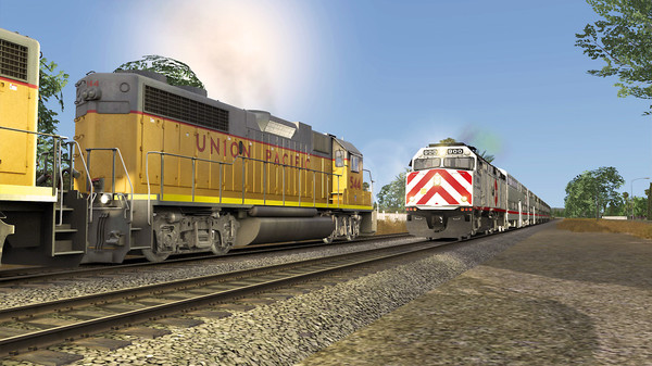 скриншот TS Marketplace: Peninsula Corridor: San Francisco - Gilroy Scenario Mini-Pack 01 Add-On 1