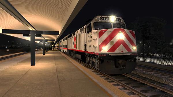 скриншот TS Marketplace: Peninsula Corridor: San Francisco - Gilroy Scenario Mini-Pack 01 Add-On 2
