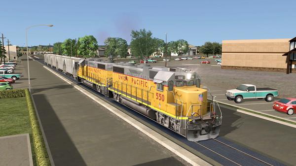скриншот TS Marketplace: Peninsula Corridor: San Francisco - Gilroy Scenario Mini-Pack 02 Add-On 1