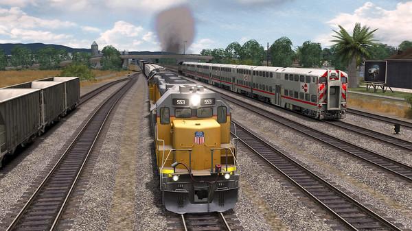 скриншот TS Marketplace: Peninsula Corridor: San Francisco - Gilroy Scenario Mini-Pack 02 Add-On 5