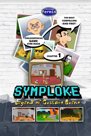 Symploke: Legend of Gustavo Bueno (Chapter 1) poster image on Steam Backlog