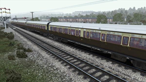 скриншот TS Marketplace: GWR Churchward Panelled Toplights Pack 04 Add-On 3