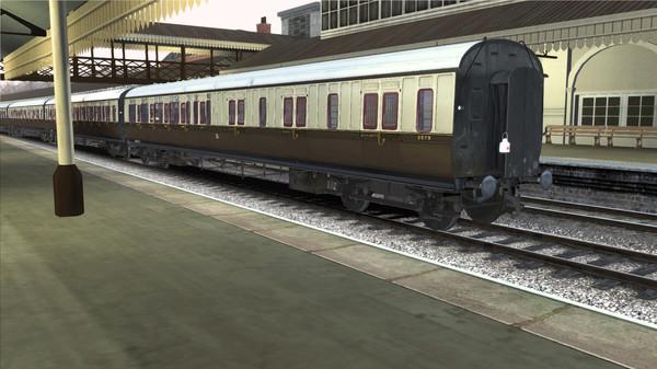 скриншот TS Marketplace: GWR Churchward Panelled Toplights Pack 04 Add-On 5