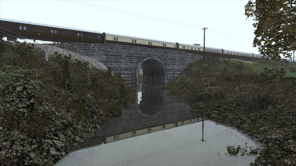 скриншот TS Marketplace: GWR Churchward Panelled Toplights Pack 04 Add-On 2