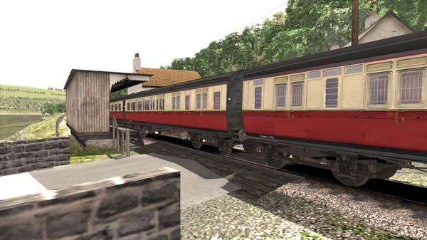 скриншот TS Marketplace: GWR Churchward Panelled Toplights Pack 05 Add-On 5