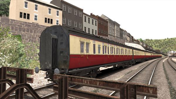 скриншот TS Marketplace: GWR Churchward Panelled Toplights Pack 05 Add-On 3