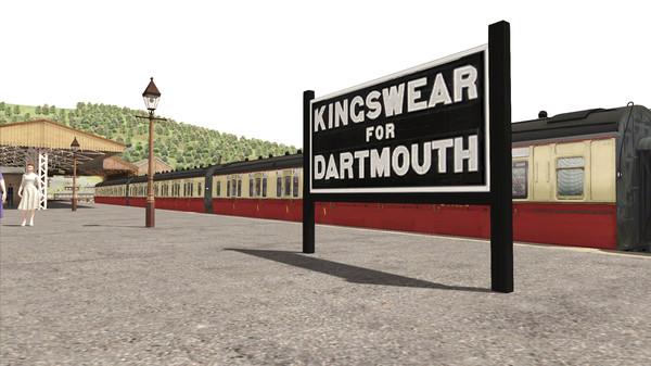 скриншот TS Marketplace: GWR Churchward Panelled Toplights Pack 05 Add-On 1