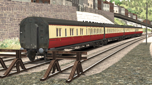 скриншот TS Marketplace: GWR Churchward Panelled Toplights Pack 06 Add-On 2
