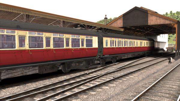 скриншот TS Marketplace: GWR Churchward Panelled Toplights Pack 06 Add-On 1