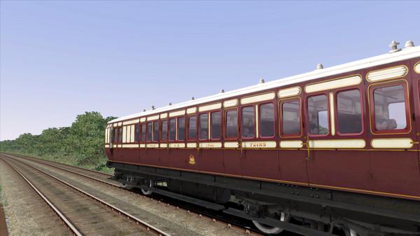 скриншот TS Marketplace: Caledonian Railway 45ft Non-Corridor - Caledonian Railway Add-On 5