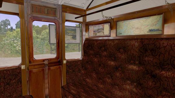 скриншот TS Marketplace: Caledonian Railway 45ft Non-Corridor - Caledonian Railway Add-On 2