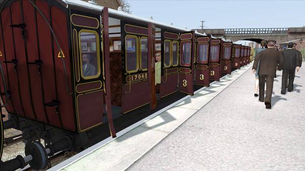 скриншот TS Marketplace: Caledonian Railway 45ft Non-Corridor - LMS Period 1 Add-On 0
