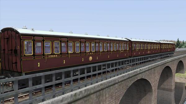 скриншот TS Marketplace: Caledonian Railway 45ft Non-Corridor - LMS Period 1 Add-On 1