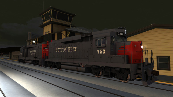 TS Marketplace: Southern Pacific/Cotton Belt GP30 Livery Add-On