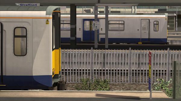 скриншот TS Marketplace: TfL Rail BR Class 315 EMU Livery Add-On 3