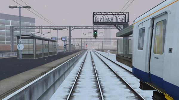 скриншот TS Marketplace: TfL Rail BR Class 315 EMU Livery Add-On 1