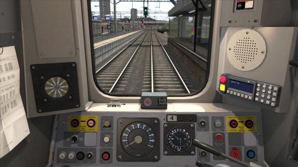 скриншот TS Marketplace: TfL Rail BR Class 315 EMU Livery Add-On 2