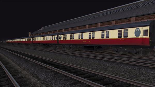 скриншот TS Marketplace: Thompson Corridor Coaches Pack 03 Add-On 4