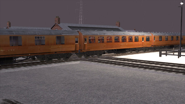 скриншот TS Marketplace: Thompson Corridor Coaches Pack 03 Add-On 3