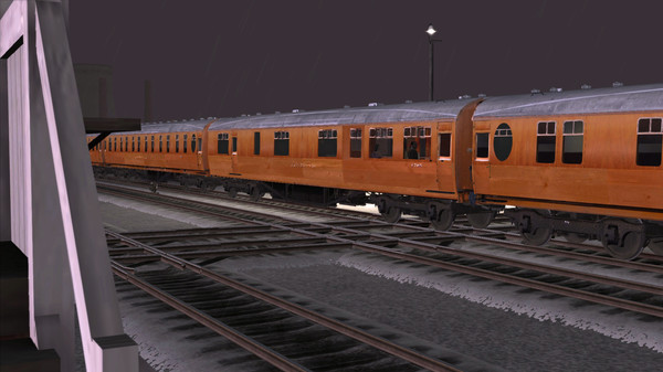 скриншот TS Marketplace: Thompson Corridor Coaches Pack 03 Add-On 1