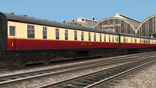 скриншот TS Marketplace: Thompson Corridor Coaches Pack 03 Add-On 2