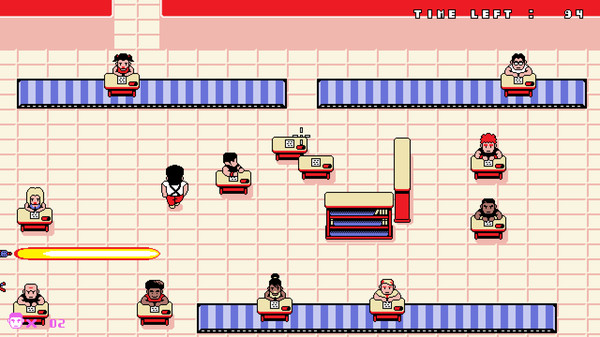 Скриншот из Bad School Boy