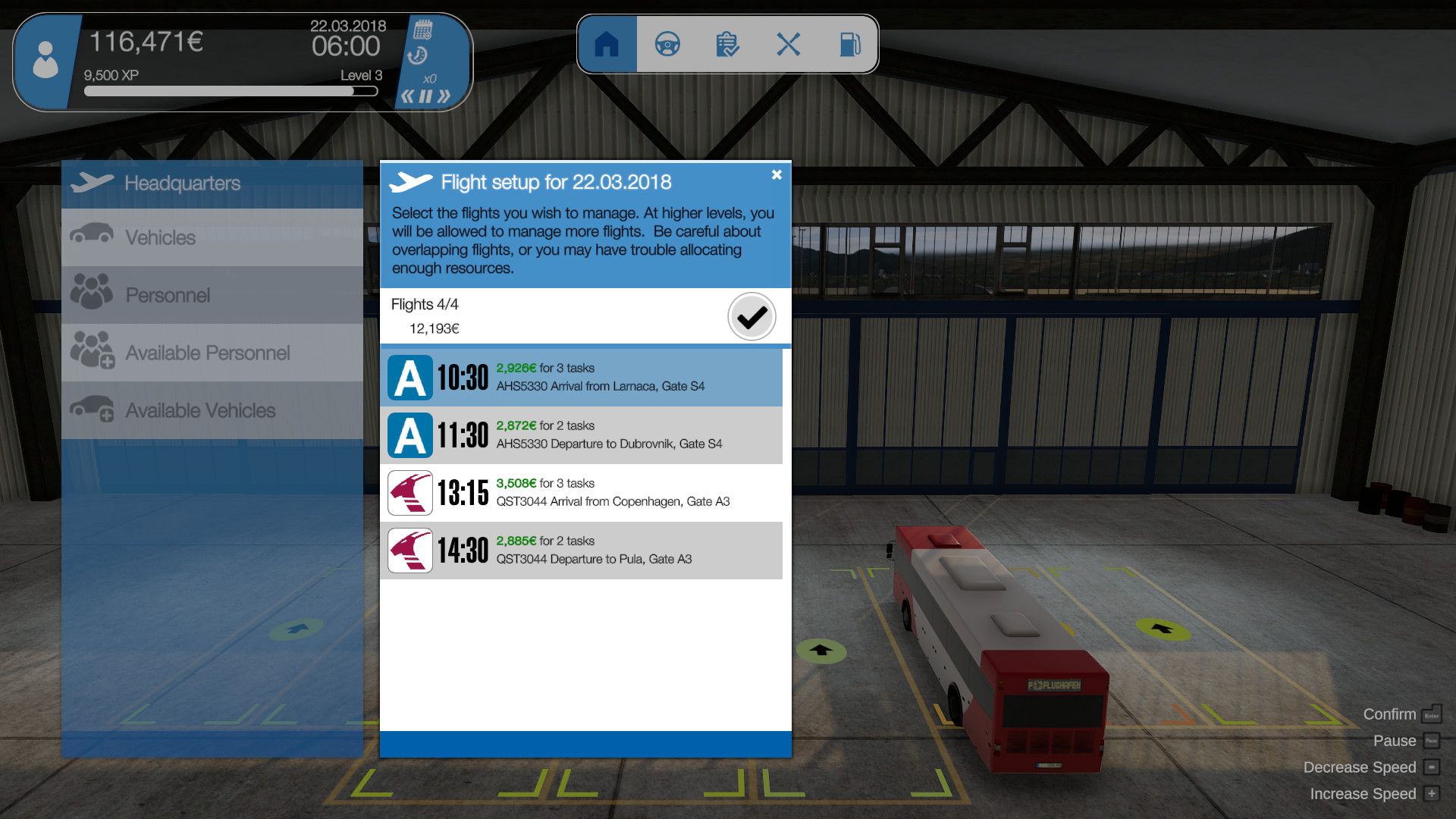 airport scanner game download
