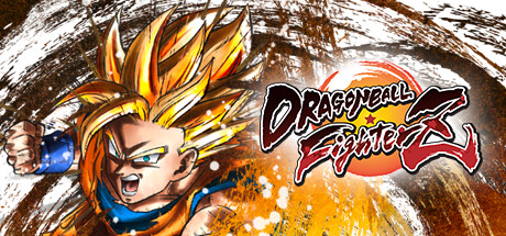 DRAGON BALL FighterZ Cover art Steam Wide