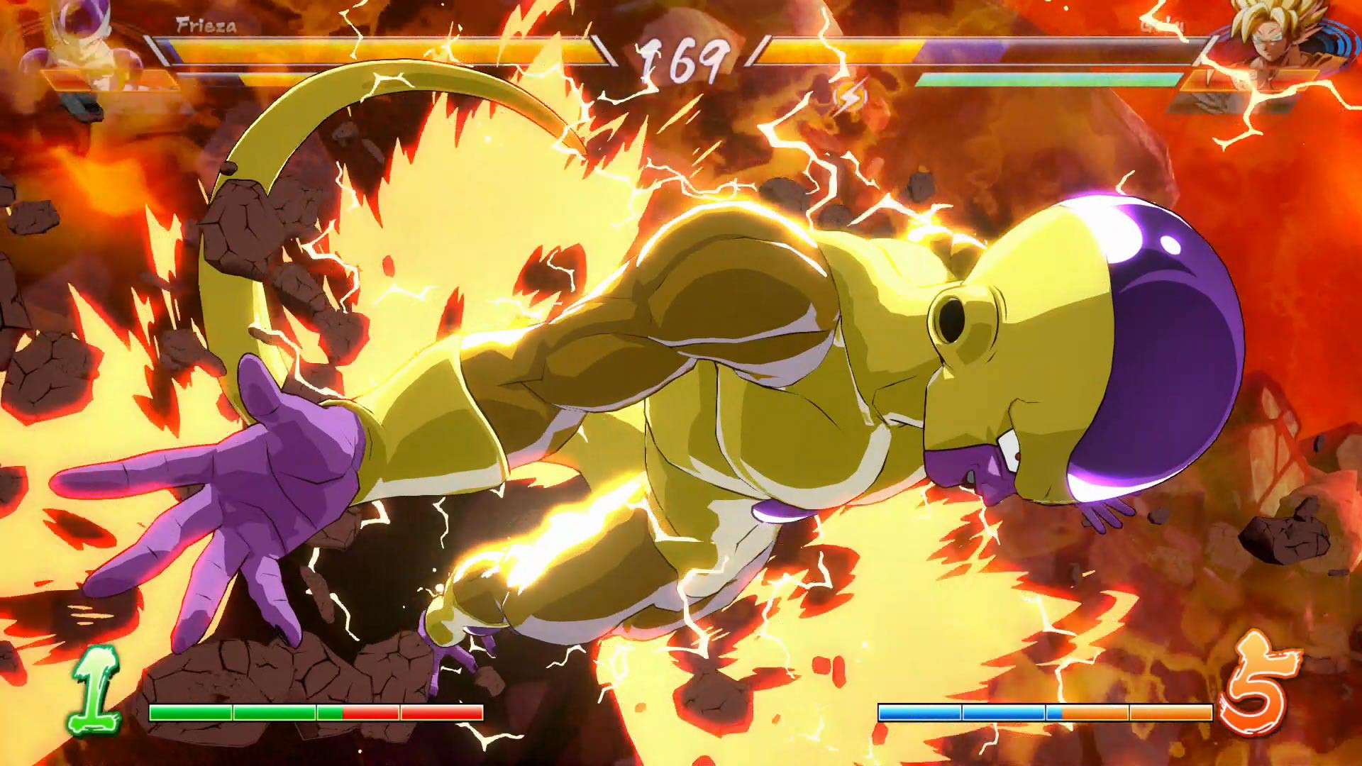 DRAGON BALL FighterZ · AppID: 678950
