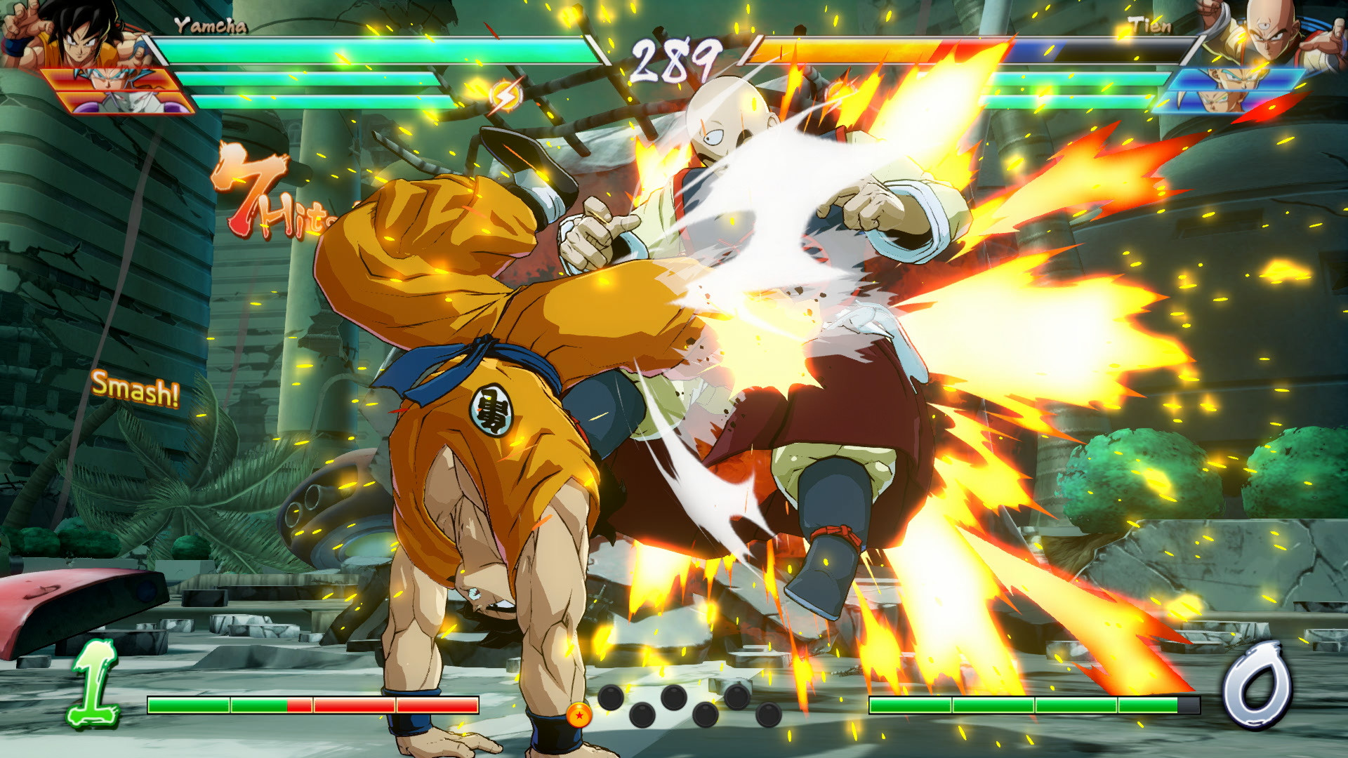 DRAGON BALL FighterZ · AppID: 678950