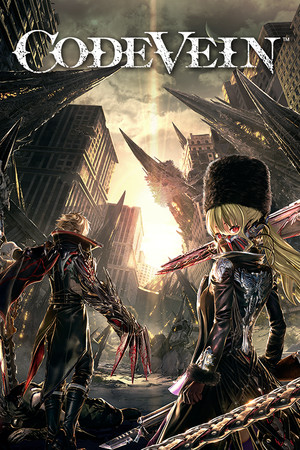CODE VEIN poster image on Steam Backlog