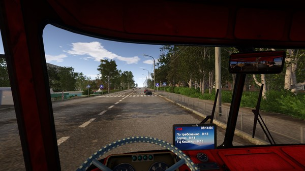 Bus Driver Simulator 2019 Screenshot