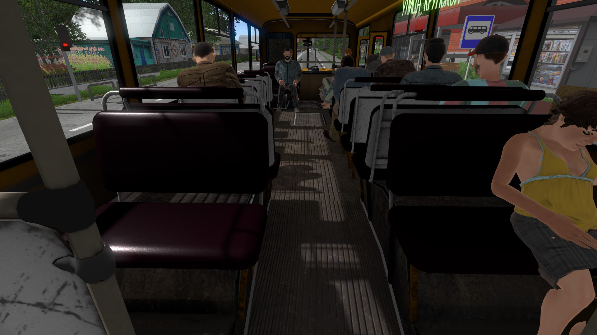 Htc Vive System Requirements >> Bus Driver Simulator 2018 torrent download