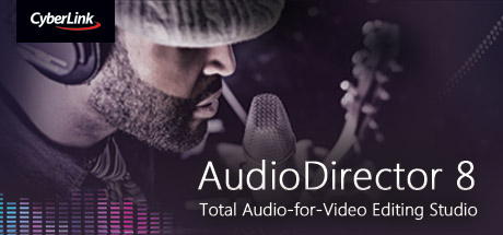 CyberLink AudioDirector 8 Ultra