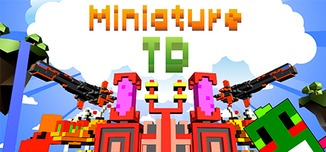 Teaser image for Miniature TD - VR