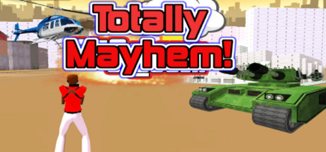 Totally Mayhem cover art