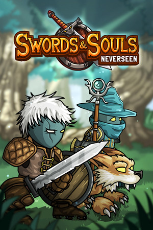 Swords & Souls: Neverseen poster image on Steam Backlog