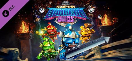 Super Dungeon Bros - Idol Pack