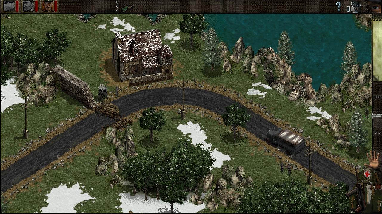 commandos behind enemy lines descargar para mac