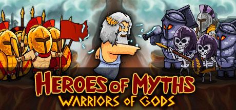 Teaser image for Heroes of Myths - Warriors of Gods