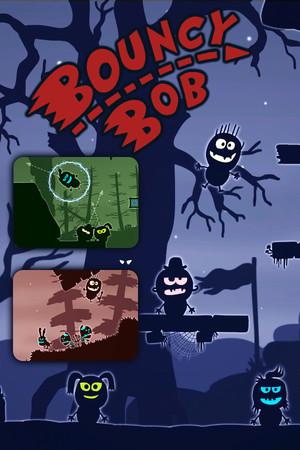 Bouncy Bob poster image on Steam Backlog