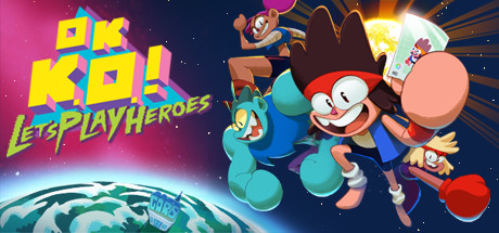 OK K.O.! Let's Play Heroes Free Download