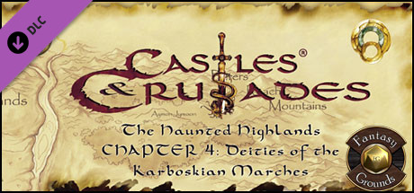 Fantasy Grounds - Deities of the Haunted Highlands (Castles & Crusades)