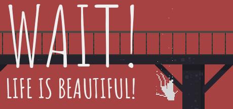 Wait! Life is beautiful! title thumbnail